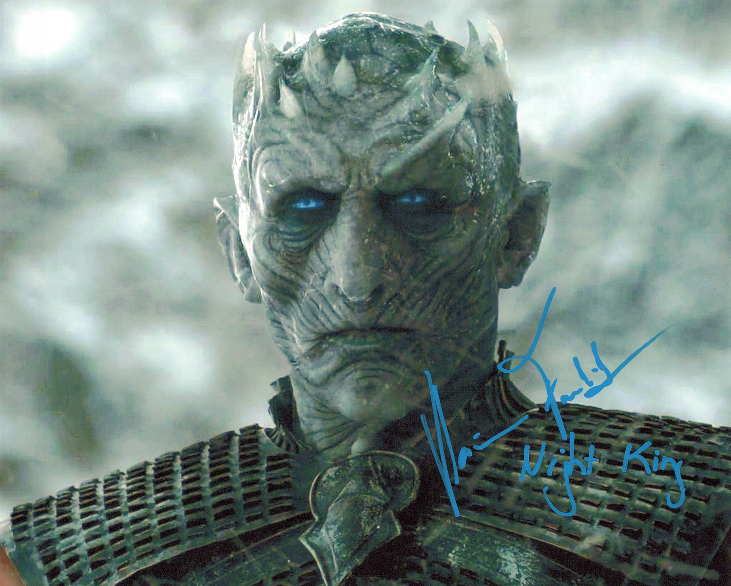 Vladimir Furdik Original Autogramm auf Foto 20x25cm  - Game of Thrones