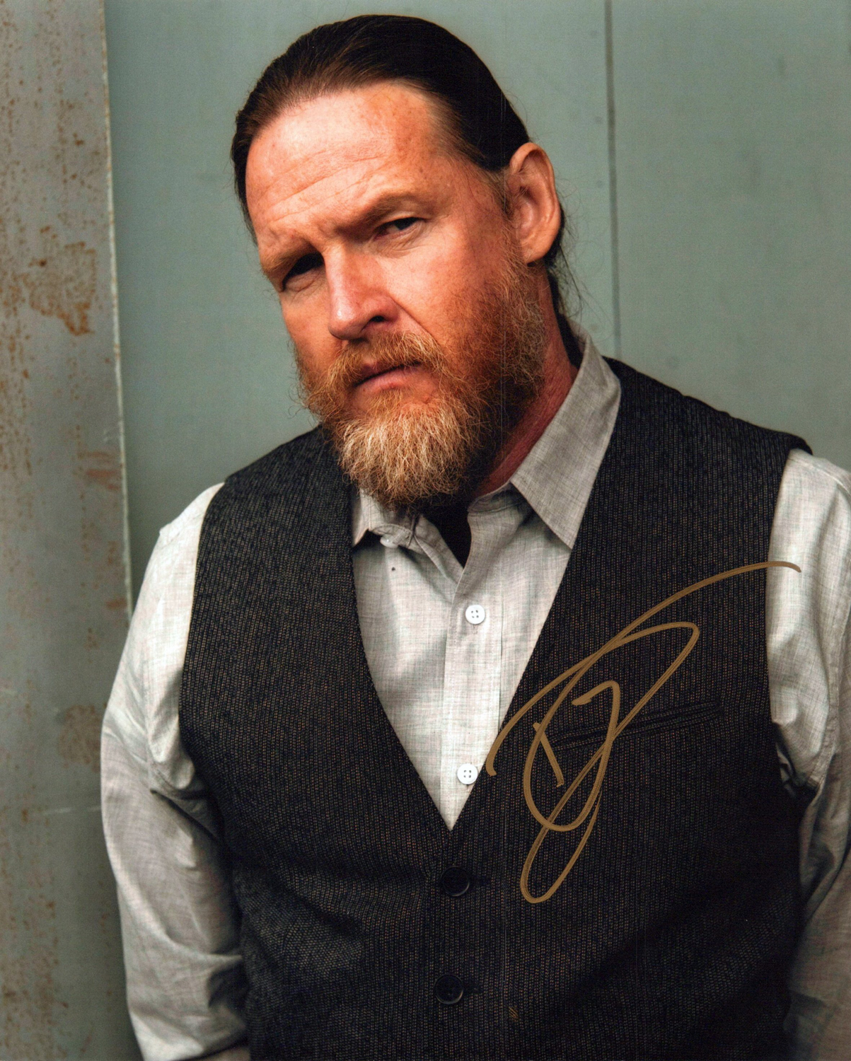 Donal Logue Original Autogramm auf Foto 20x25cm - Sons of Anarchy