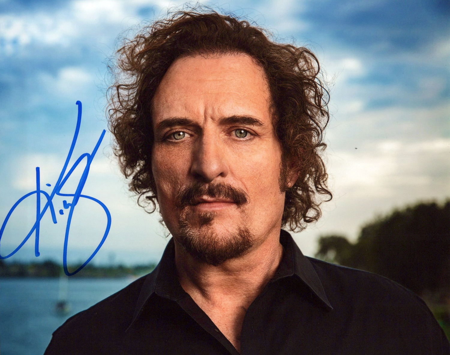 Kim Coates Original Autogramm auf Foto 20x25cm - Sons of Anarchy