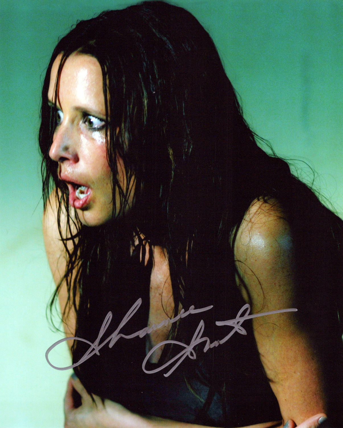 Shawnee Smith Original Autogramm auf Foto 20x25cm  - Saw